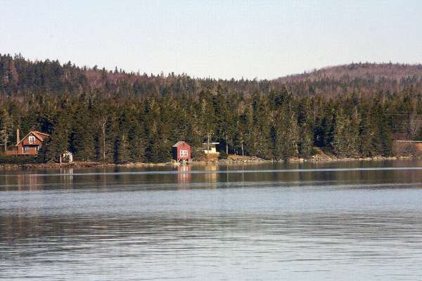 Crescent Cove Cottage and Fish Shack