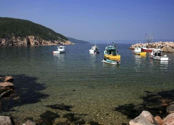 White Point Harbor